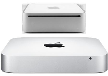 Réparation Mac Mini