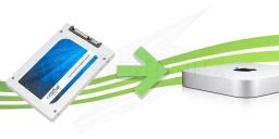 SSD pour Mac Mini 2011 à Fin 2012