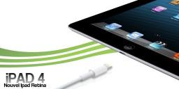 Réparations pour iPad 4