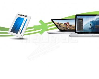 SSD Crucial pour Macbook Pro