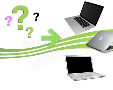 Diagnostic pour Macbook Pro