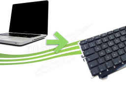 Reparation clavier macbook pro unibody