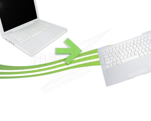 Réparation de clavier pour Macbook Blanc A1181