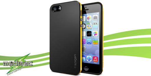 coq-spigen-iphone-5-5s-jaune