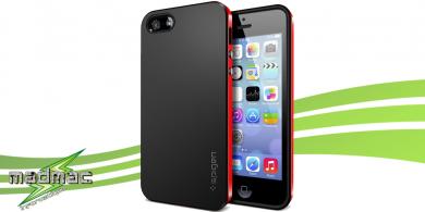 coq-spigen-iphone-5-5s-rouge