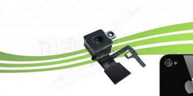 Réparation camera arrière Iphone 4
