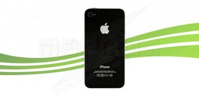 Remplacement Vitre arrière Iphone 4S