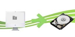 reparation disque dur imac blanc