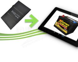Remplacement de batterie pour Ipad