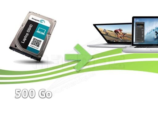 disque sshd pour macbook pro