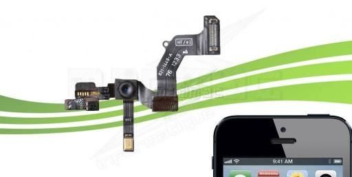 Forfait Remplacement Nappe Caméra Avant et Capteur de proximité Iphone 5