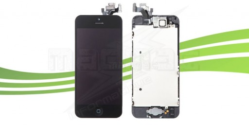 reparation ecran iphone 5