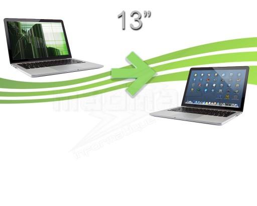"""Réparation écran macbook pro retina 13"""""""