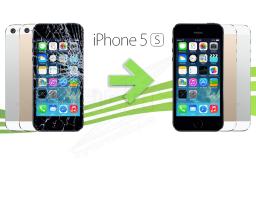 réparation écran iphone 5s