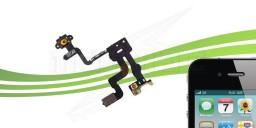 Réparation Iphone 4 , Nappe power et capteur de proximité