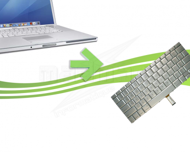 Réparation de clavier pour Macbook Pro Non Unibody