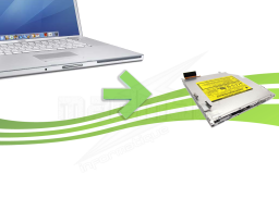Superdrive pour Macbook Pro Non Unibody