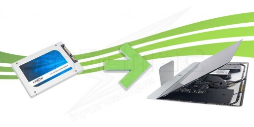 SSD pour Nouvel Imac