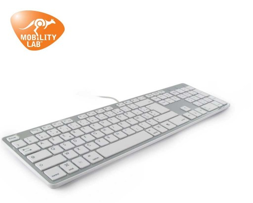 Clavier Mobility Labs Design Touch pour Mac