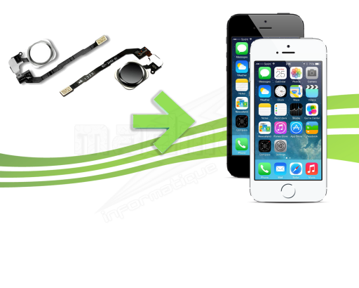 reparation iphone 5s