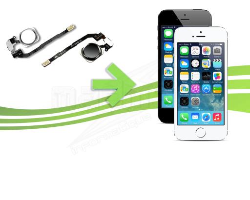 reparation iphone 5s
