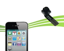 Reparation Iphone 4 camera avant