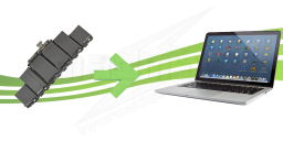 Batterie pour Macbook Pro Retina
