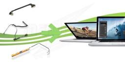 Connectique Interne pour Macbook Pro Unibody