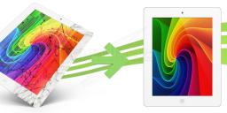 Réparation de vitre tactile pour Tablette Ipad
