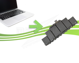 Remplacement de Batterie Macbook Pro Retina