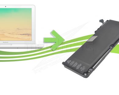 Remplacement de batterie pour Macbook Blanc A342