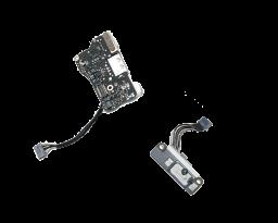 Réparation du connecteur chargeur / alimentation pour Macbook Air