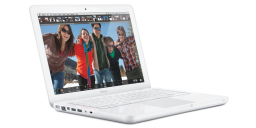 Macbook Blanc