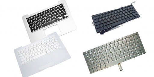 Réparation de clavier macbook