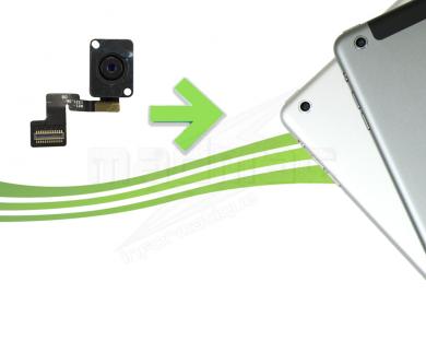 reparation camera ipad