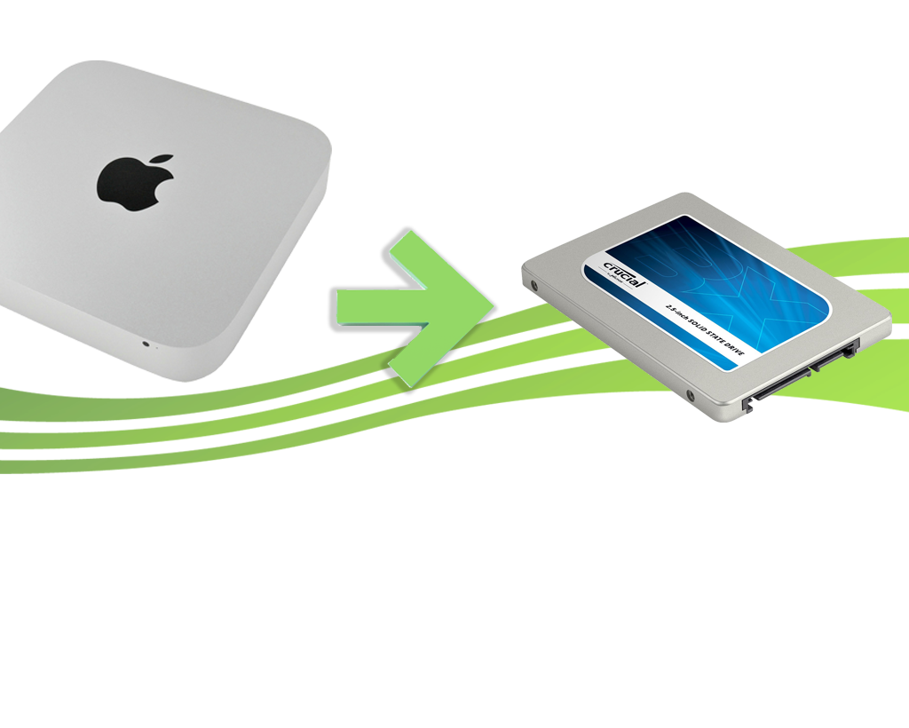 how to change ssd in mac