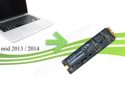 SSD pour Macbook Pro Retina 2013 / 2014