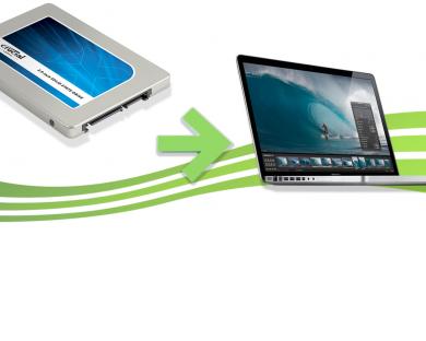 SSD pour Macbook