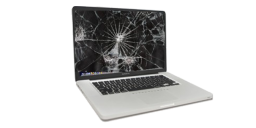 Réparation de vitre casseé pour Macbook Pro Unibody