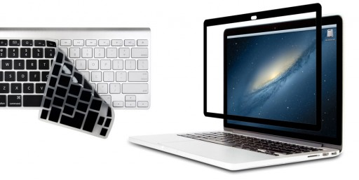 Protection clavier écran macbook imac