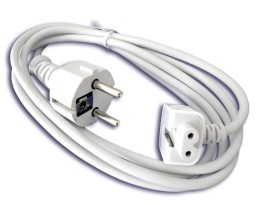 Cordon rallong chargeur apple magsafe macbook pro