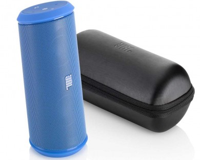 Jbl flip 2 bleu enceinte portable bluetooth