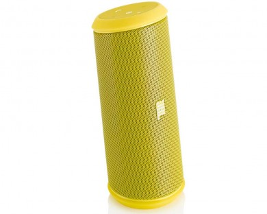Jbl flip 2 jaune enceinte portable bluetooth
