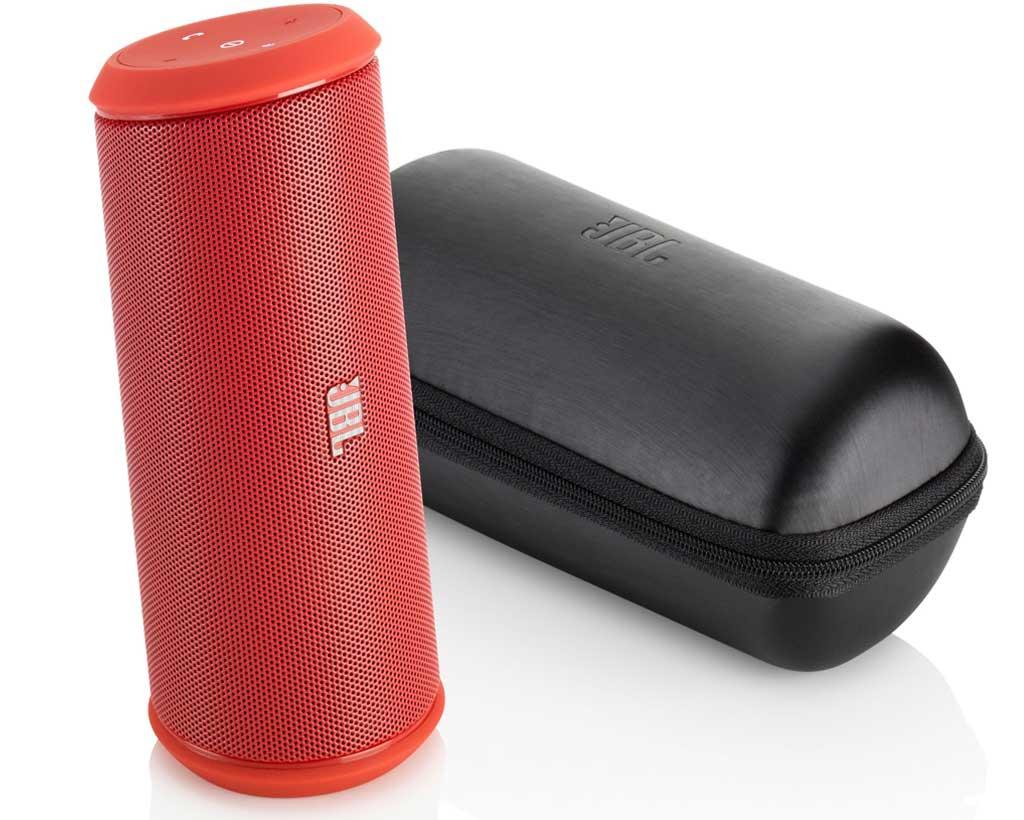 jbl flip ii haut parleur mobile rouge. Black Bedroom Furniture Sets. Home Design Ideas