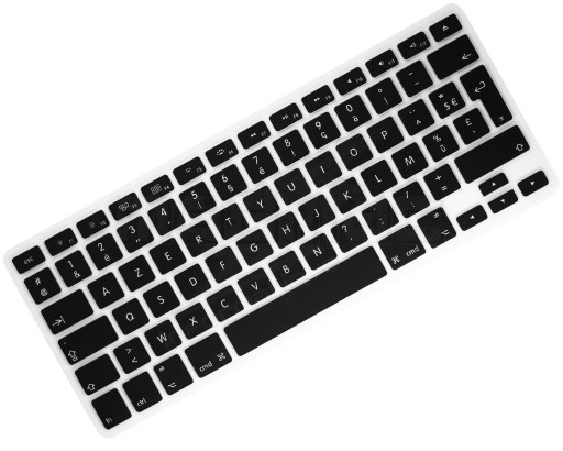 Protection de clavier en silicone pour Macbook