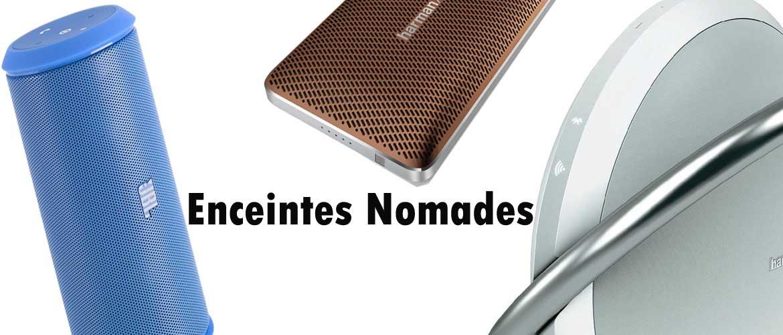 Enceintes Portables Nomades Mac Ipad Iphone