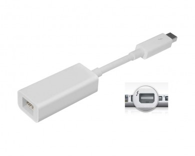 Apple Thunderbolt vers firewire