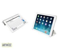 Coque Art  Wizz Smart Jacket- pour Ipad Air 1 Blanc