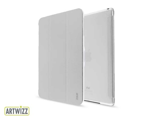 Art Wizz Smart Jacket Gris Coque Ipad Air 2