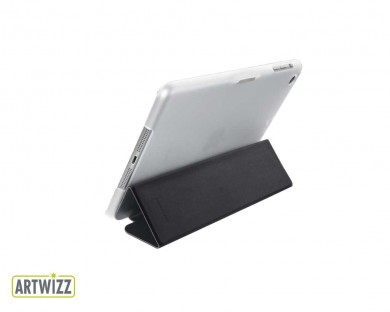 Art Wizz Smart Jacket Noir Coque Ipad Mini